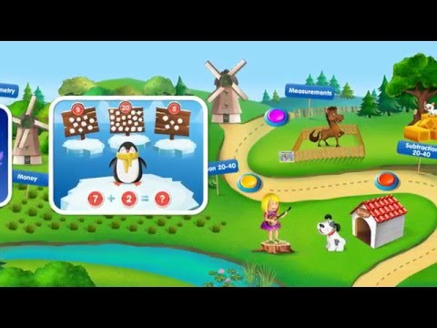 Singapore Math - Educational App for Preschool and Kindergarten