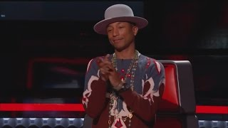 Pharrell to perform with Mother Emanuel choir at Sunday mass