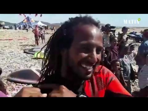 Championnat du monde de windsurf : Guiloul remporte l'étape marocaine