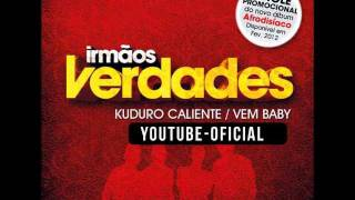CD AFRODISÍACO  Irmãos Verdades Oficial -  Kuduro Caliente