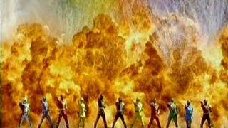 Ninja Storm vs Dino Thunder - Blow Me Away