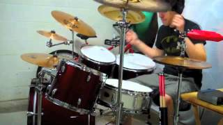 Linkin Park - In My Remains [Drum Cover]
