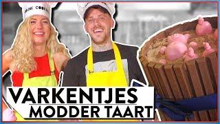 Jebroer DRONKEN tijdens KOKEN! - DRUNK COOKING #2