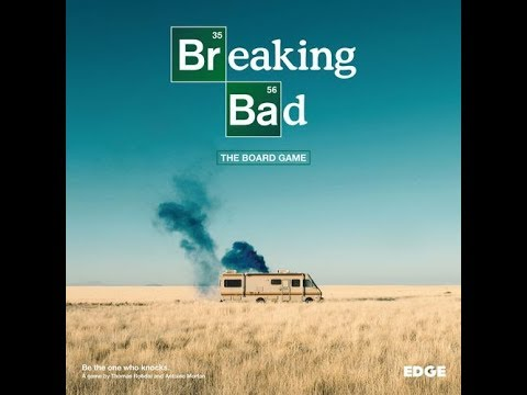 Reseña Breaking Bad: The Board Game