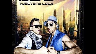 "L2D ""Vuelvete loca"" (prod Maximo Music) reggaeton (Green Garage)"