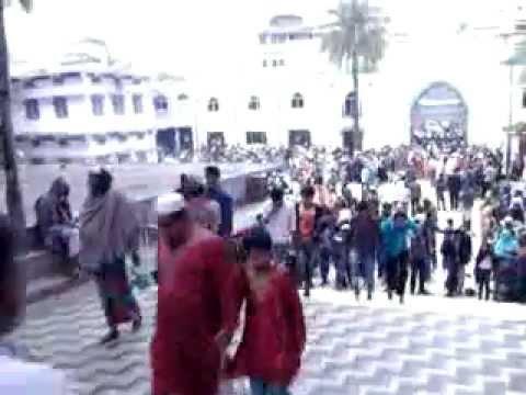 Hazrat Shah Jalal (r) Rawja Sharif 05.mp4