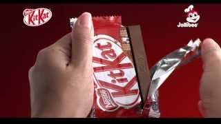 Jollibee KIT KAT Mix-ins Commercial