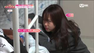 [ENG SUB] Standby IOI Episode 1 Yoojung and Doyeon Fantagio Cut (Part 2/4)