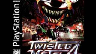 twisted metal 4 soundtrack (road rage)