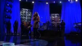 Leona Lewis Better In Time live on Ellen 2008