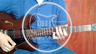 Vine a alabar a Dios - JazzChrist (guitar cover) guitarra - gya