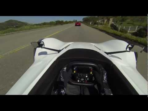 Quick drive with the BAC mono