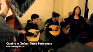 Fado de Lisboa (em Coimbra) - Canto o Fado