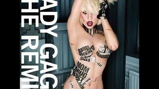 Lady Gaga Menari Di Atas Penonton