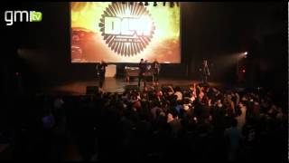 Hip-hop dos Dealema em Guimarães levou público vimaranense ao rubro