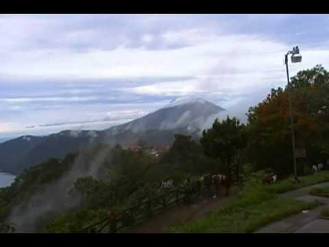 Volcan Masaya Nicaragua