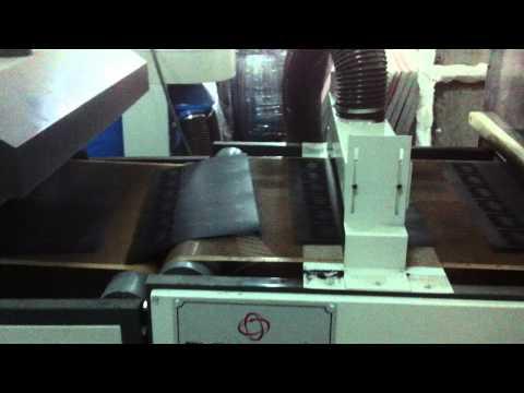 Otomatik Davetiye Flok Baskı Makinası