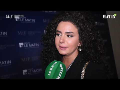 Video : La journaliste libanaise Salma El Haj parle de sa participation au MTF 2018