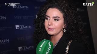 La journaliste libanaise Salma El Haj parle de sa participation au MTF 2018