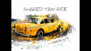 Shared Taxi Ride || Emotional Story