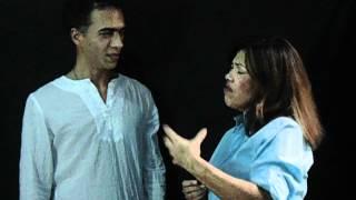 """Canción """"Tu Recuerdo"""" de Ricky Martin y La Mari de Chambao en Lengua de Señas Venezolana"""