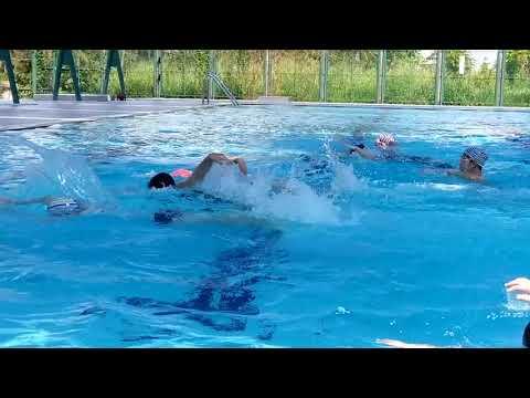 20180917游泳課 - YouTube