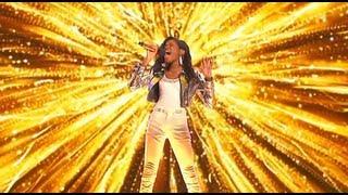 "Diamond White ""Halo"" - Live Week 3 - The X Factor USA 2012"