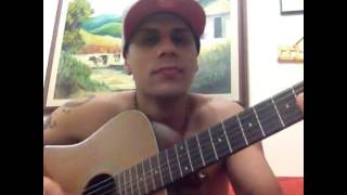 Cristiano Araújo -  Quebrou a Cara ( Gusttavo Guilher ) Voz E Violão