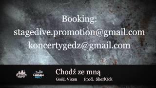 Gedz feat. Vixen - Chodź ze mną (prod. SherlOck) [Audio]