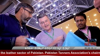 BIOKIMICA at Pakistan Mega Leather Show 2017