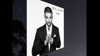 Maluma- Hoy (LETRA)