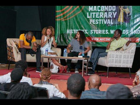Macondo Literary Festival Nairobi - session