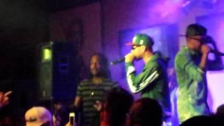 Krayzie Bone - I Don't Give A **** (Verse Live)