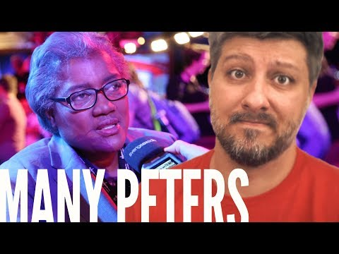 Donna Brazile and The Democrats | Many Peters⁷