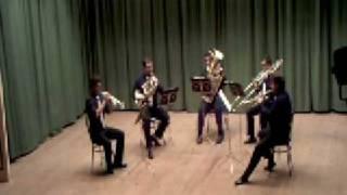 La Virgem de la Macarena-B'brass