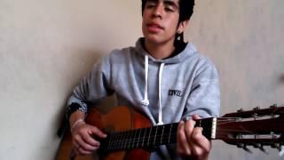 Enamorado por primera vez (cover) - Martín Garcés
