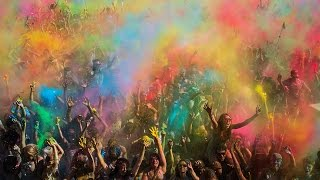 Happy Holi Floripa - Festival das Cores | Video Report