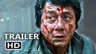 THE FOREIGNER Official Trailer (2017) Jackie Chan, Pierce Brosnan Action Movie HD width=