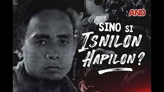 Sino si Isnilon Hapilon?
