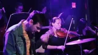 "Maine Youth Rock Orchestra Featuring Tall Heights - ""Spirit Cold"""