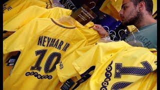 Neymar completes move to Paris St Germain