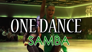 SAMBA | Dj Ice - One Dance (50 BPM)