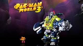 Pac Man World 3 Soundtrack - Menu