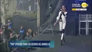 Tini Stoessel - Confia En Mi #TiniEnElBarrio31