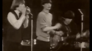 The Rolling Stones - Not Fade Away _ Live 1964 Rarities Video