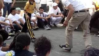 Gatito (BDS-ECAIG) jogando con Loro (LDM)
