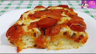 TORTA PIZZA DE SALSICHA com CozinhandoComNane :)