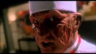 "A Nightmare on Elm Street - All of Freddy's ""bitch"" Collection"