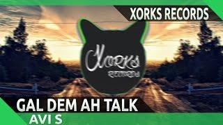 Konshens - Gal Dem Ah Talk (AVI S REFIX 2k15)