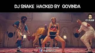 Dj Snake vs Govinda